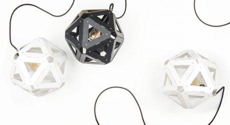 U34: A Modern Light Exploring the Icosahedral Shape