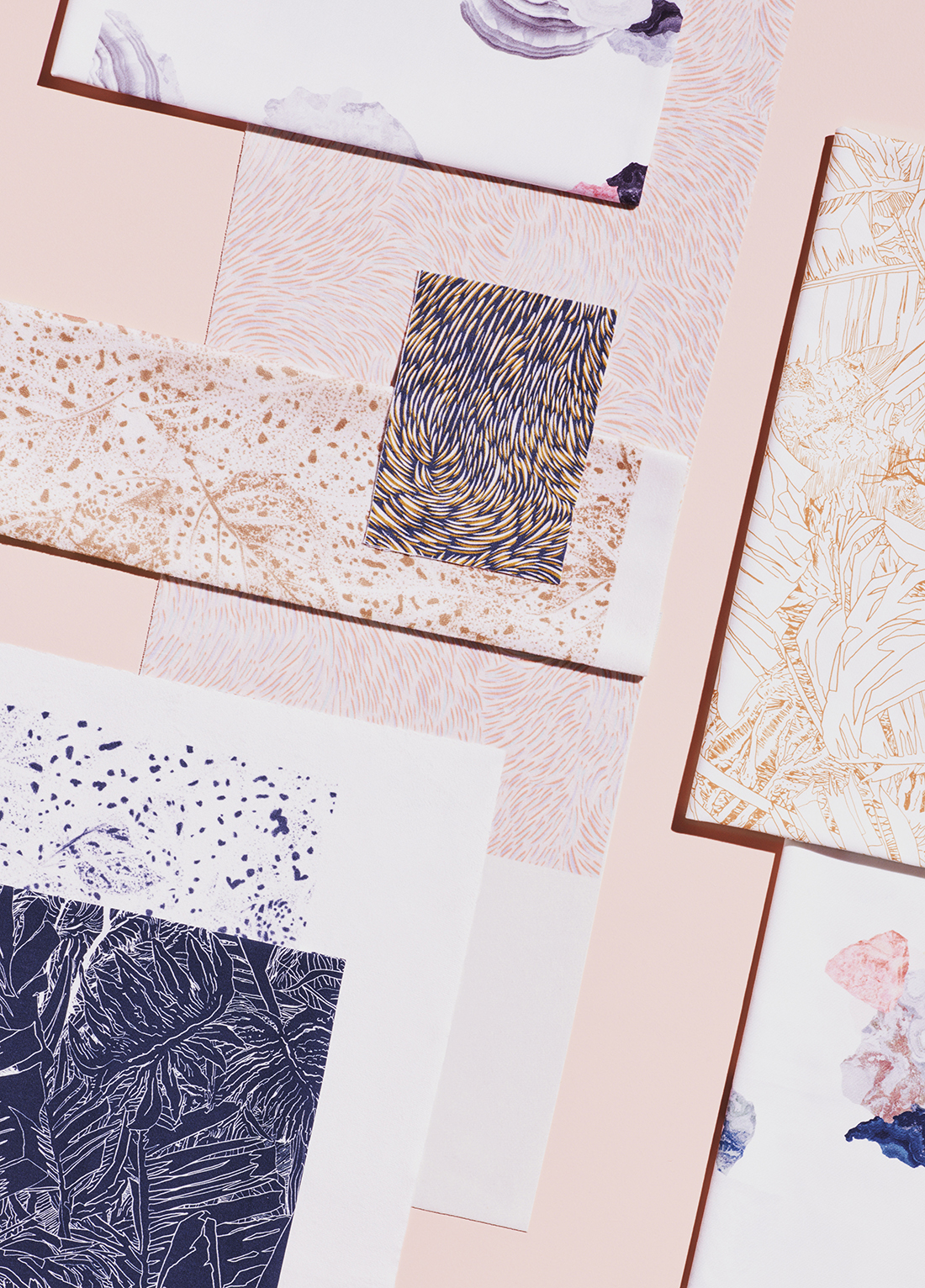 Playful New Wallpaper and Textiles from Petite Friture