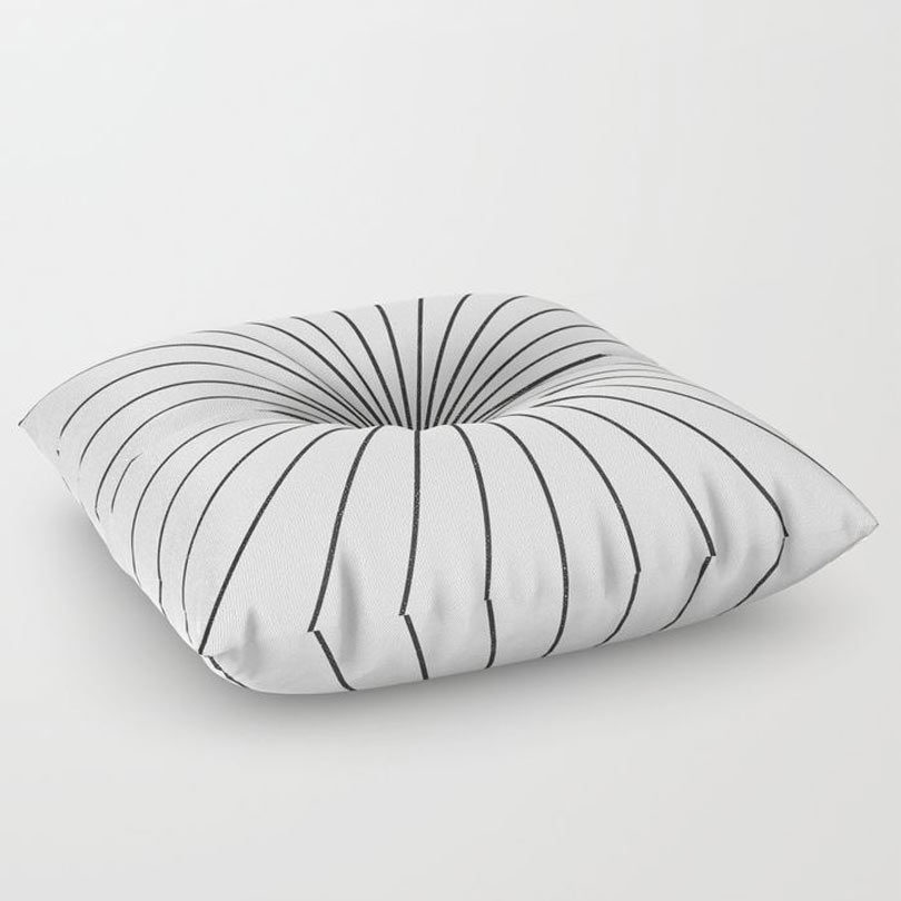 Floor Pillows Big Lots : Society6 Launches New Floor Pillows For Your Home - Design Milk