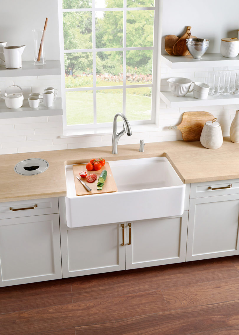 country kitchen sink the nostalgic apron front sink makes a modern comeback 2891