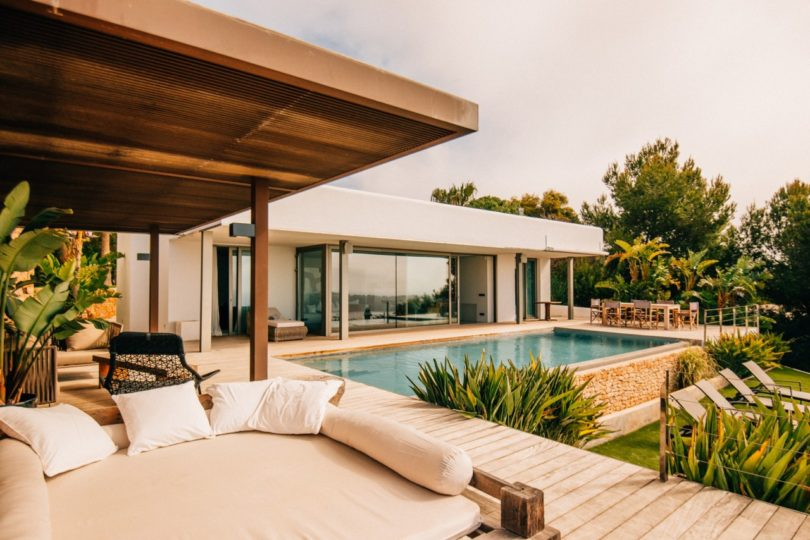 Jet away to island life in ibiza at the san jose eco hotel for Design hotel ibiza