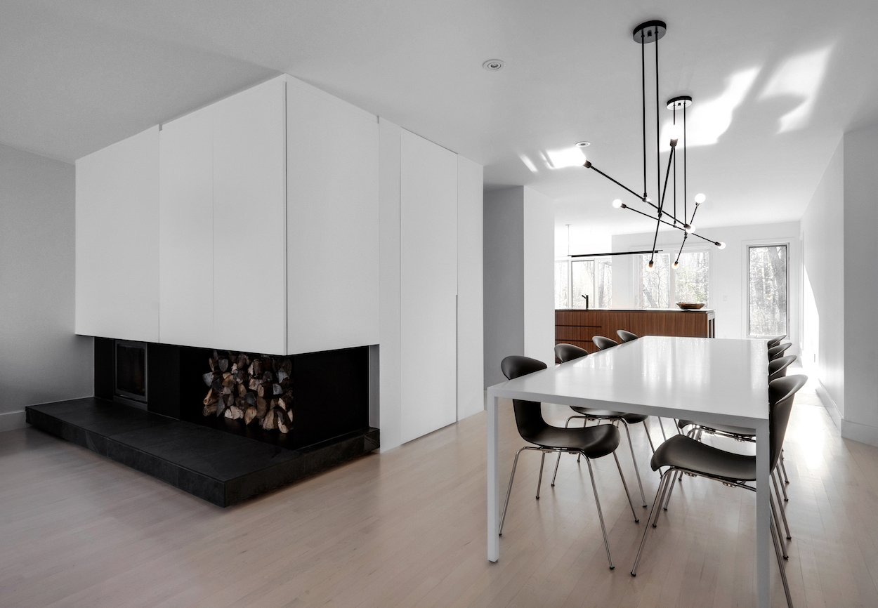 ÎLE BLANCHE Residence by APPAREIL architecture