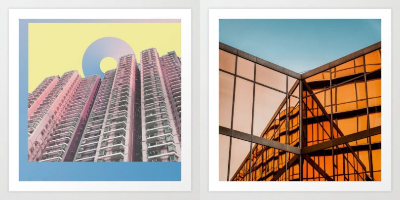 Society6 architecture art 810x405