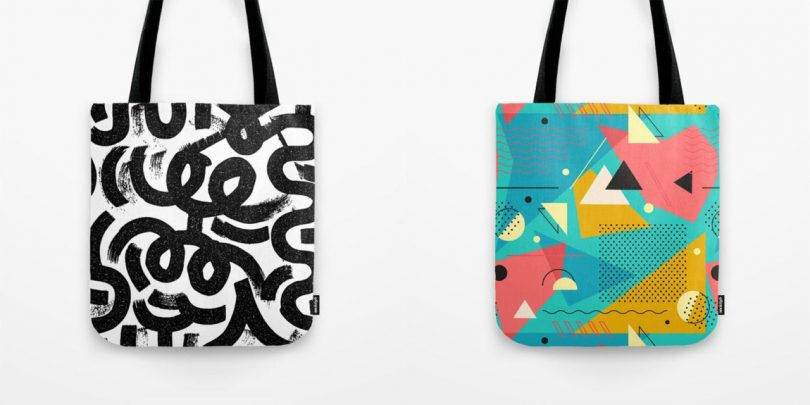 Tote-tally Necessary Bags From Society6
