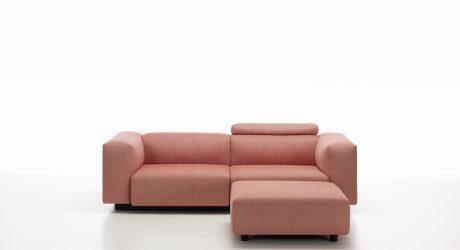 Soft Modular Sofa by Jasper Morrison for Vitra