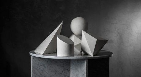 Amy Meier's Geometric Objects for Stone Yard, Inc.
