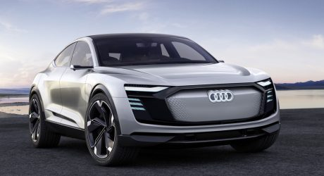 The Audi E-Tron Sportback Is the Electric Car We've Always Wanted