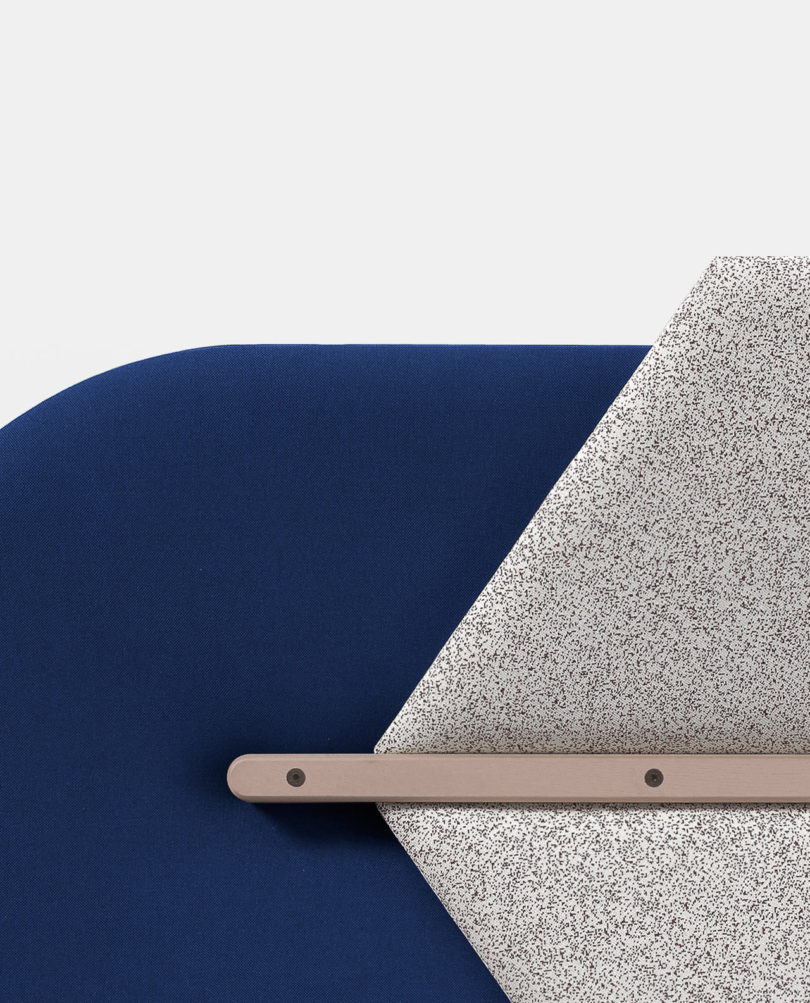 Beetle-Inspired Acoustic Panels by MUT Design for Sancal
