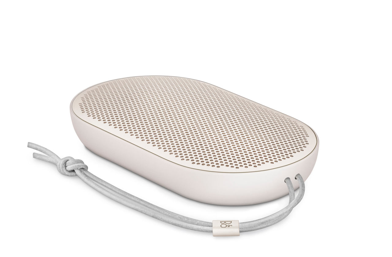 The B&O Play Beoplay P2 is Designed for Poolside Playback
