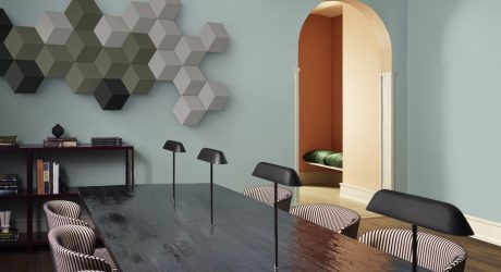 The BeoSound Shape is a Modular Audio System Designed to Color Walls With Sound