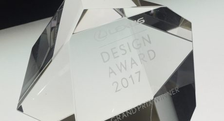 Milan Design Week 2017: Lexus Design Award