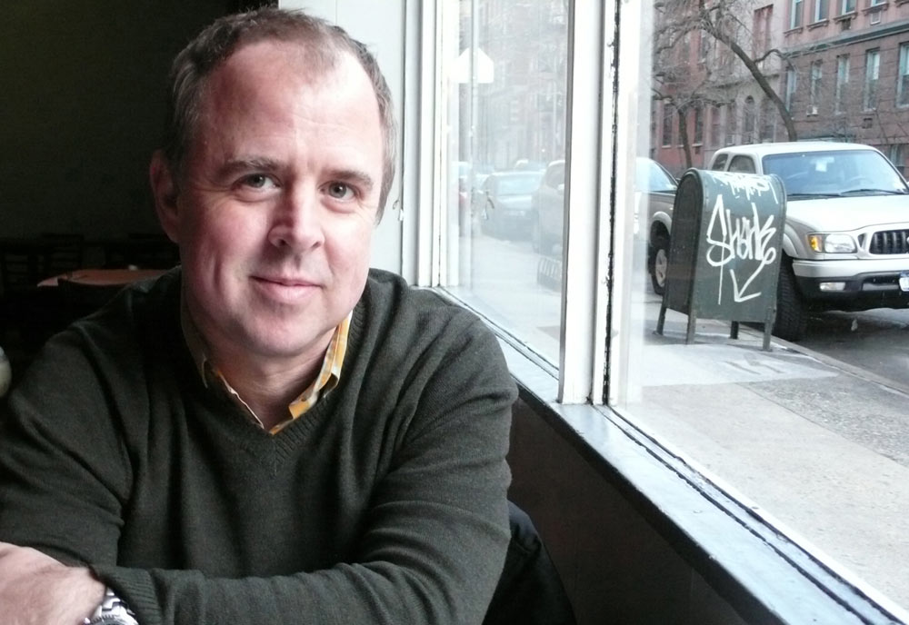 Listen to Episode 29 of Clever: Gary Hustwit