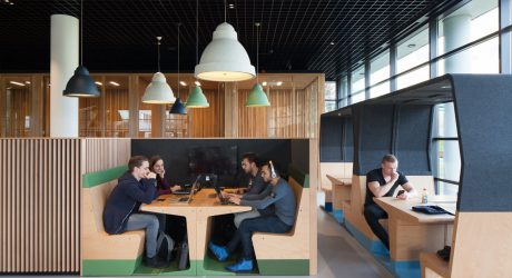 HUBB: Modular Furniture for Ever-Changing Learning Environments