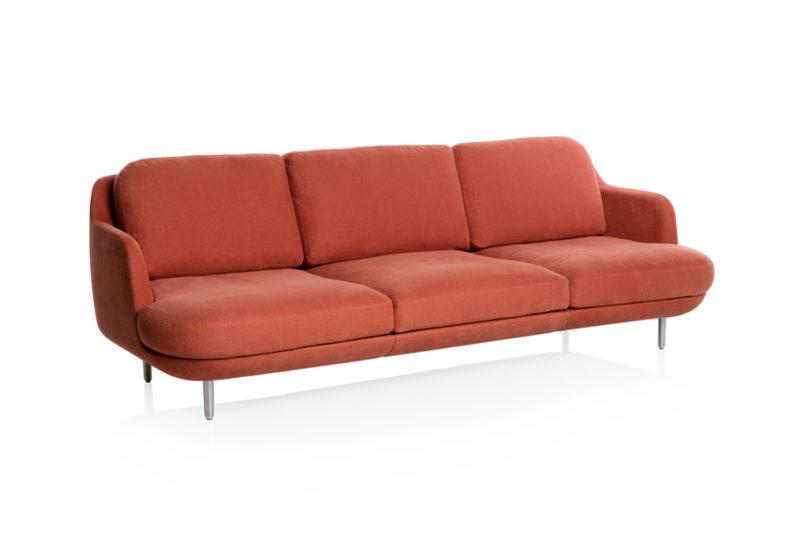 Fritz Hansen Introduces Lune A Sofa By Jaime Hayon