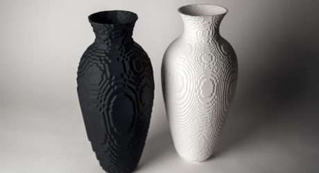 Ceramics That Merge Modern Technology with Traditional Techniques