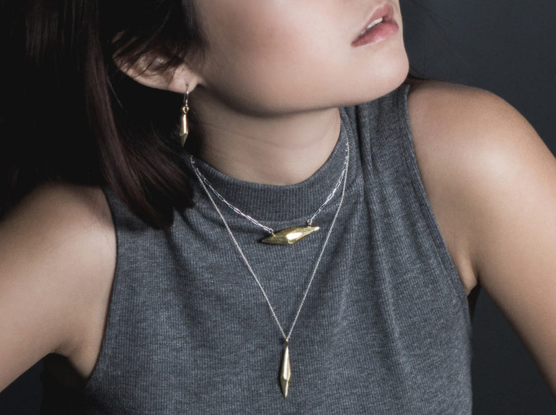 Adorn milk adds modern jewelry by olivia shih and limbo jewelry look as confident as you feel when adorning yourself with olivia shih jewelry made in the usa each piece of jewelry is hand sculpted to draw out the solutioingenieria Images