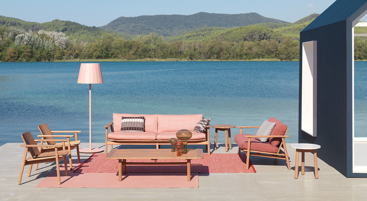 Riva Collection by Jasper Morrison for Kettal