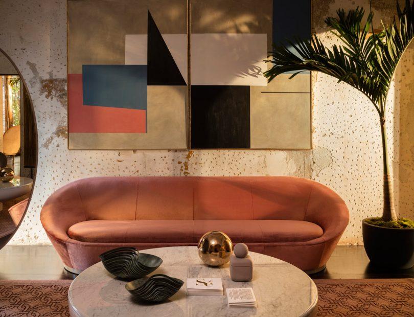 Sé Ensemble: A Curated Apartment in Galleria Rossana Orlandi