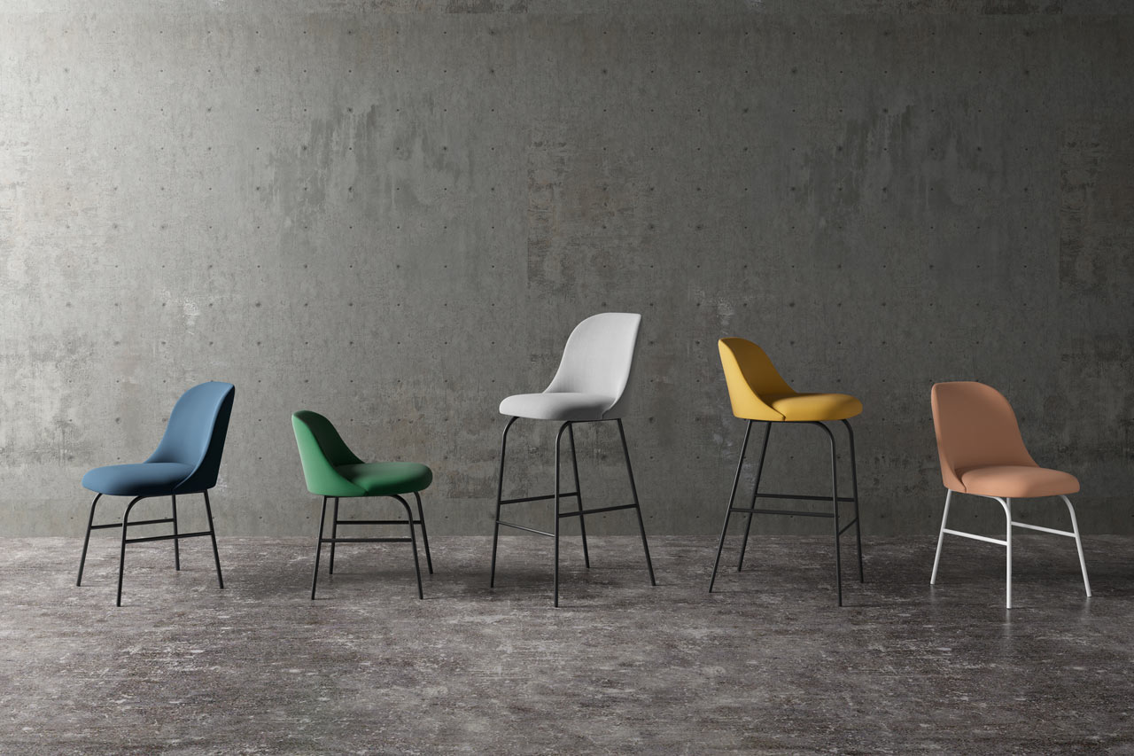 Viccarbe Steps It Up at Milan Design Week