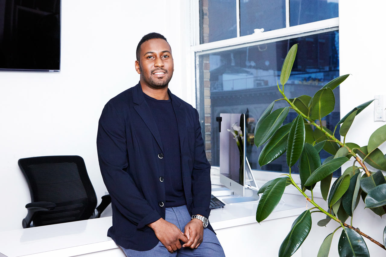 Where I Work: Aaron Edwards of The Charles