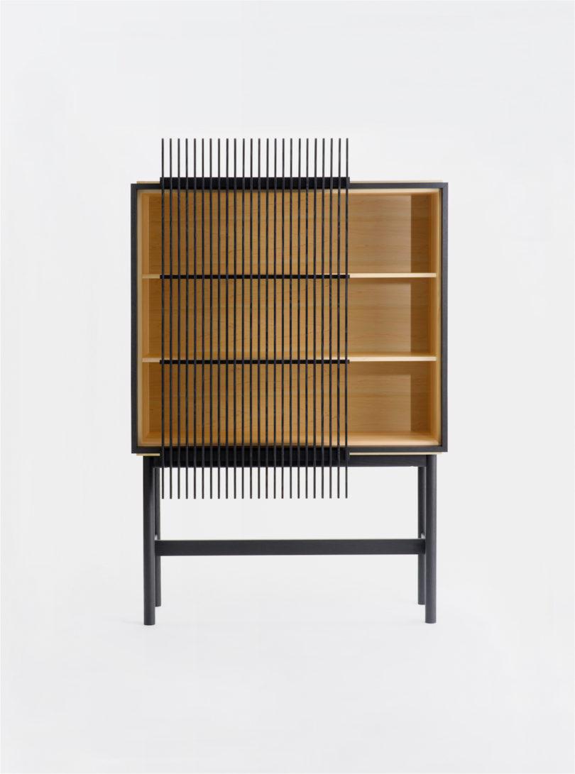 ariake collection by legnatec and hirata chair design milk. Black Bedroom Furniture Sets. Home Design Ideas