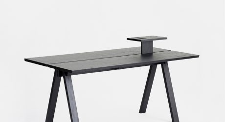 Ariake Collection by Legnatec and Hirata Chair