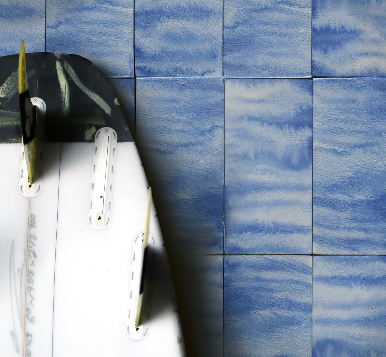 The Watermark Collection of Handcrafted Tiles Introduces Tides
