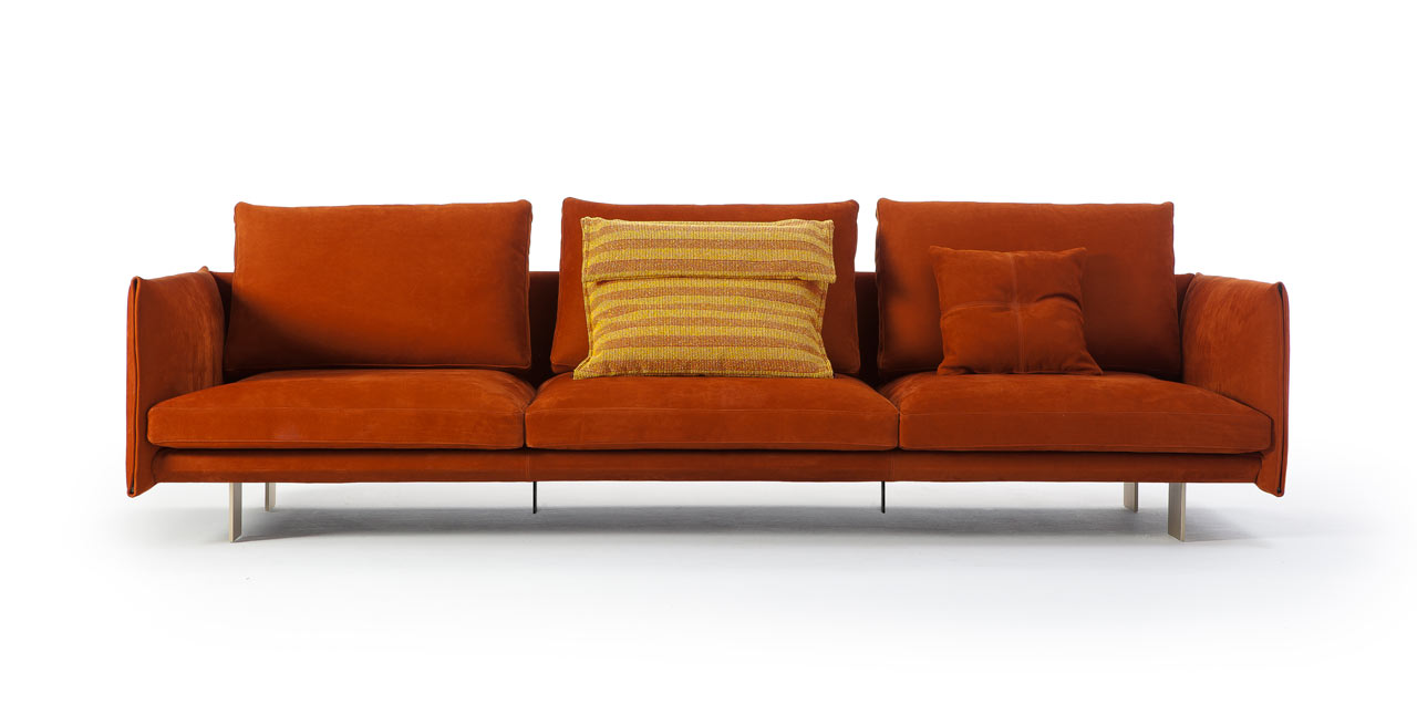For Sofa Comfort, Go Deep: New from Sancal