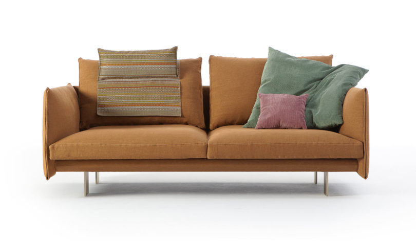 The Latest Sofa From Spanish Design Firm, Sancal Makes Comfort More Than  Just A Priority. Sofa Depth Gets Top Billing: 25u2033 Of It. The Aptly Named, DEEP  Sofa ...