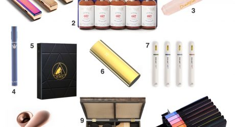 10 More Designer Cannabis Goods For the Cannaseur