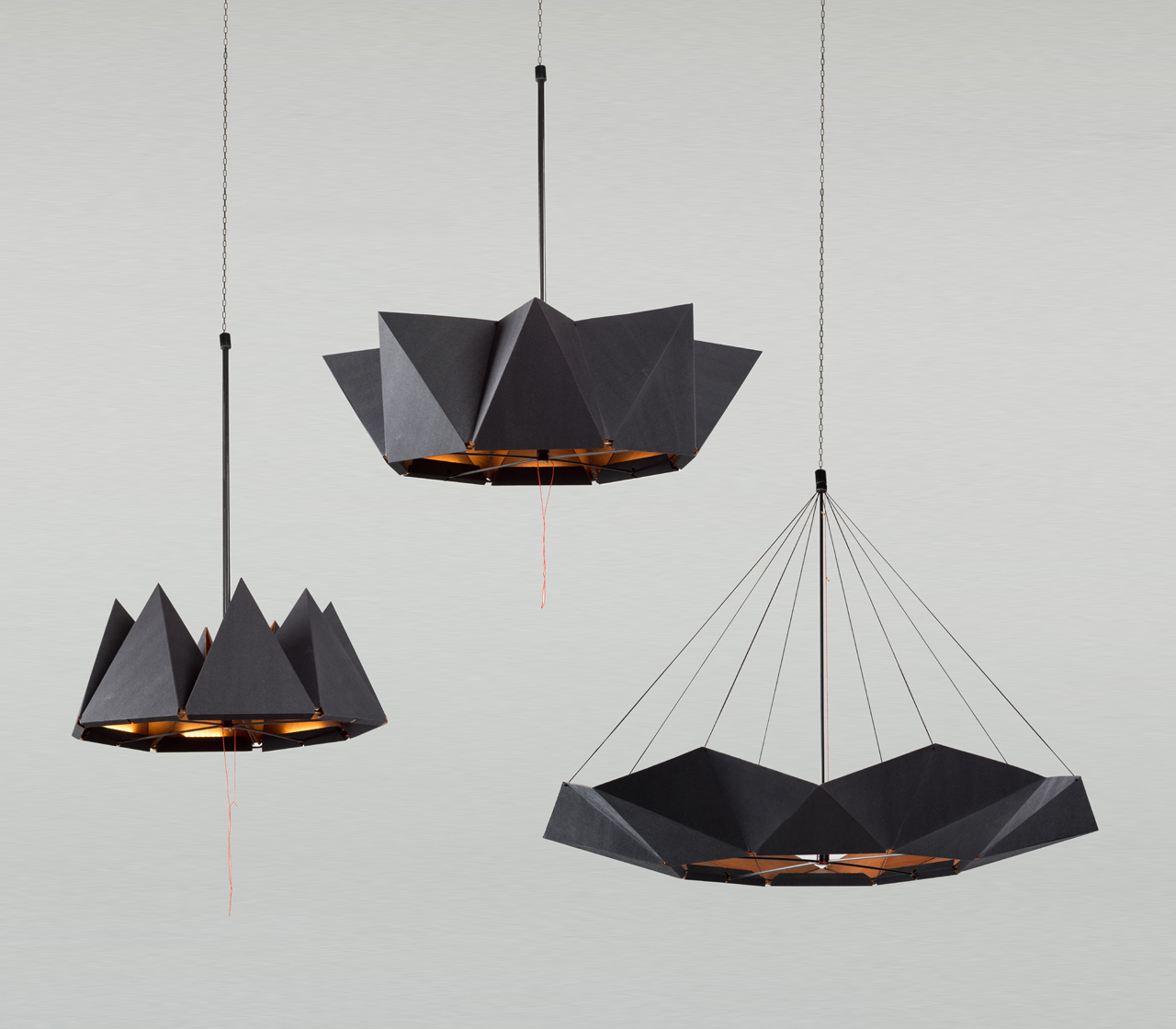 An Adjustable Moving Lamp Inspired by Movements in Nature