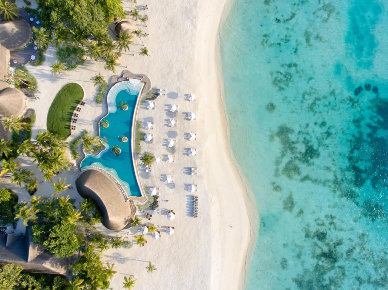 The Kanuhura Maldives: A Gypsetter's Paradise