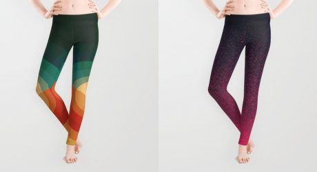 Leg(ging)s for Days by Society6