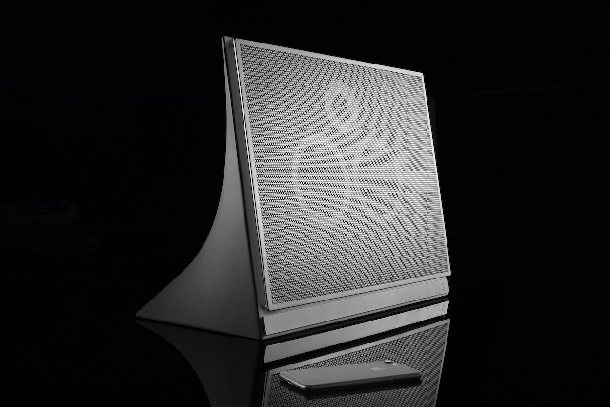MA770 Wireless Speaker by David Adjaye for Master & Dynamic