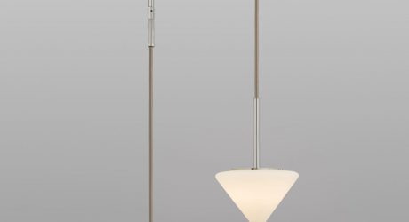 A Clever Pendant Light That Doesn't Require Hardwiring Your Ceiling