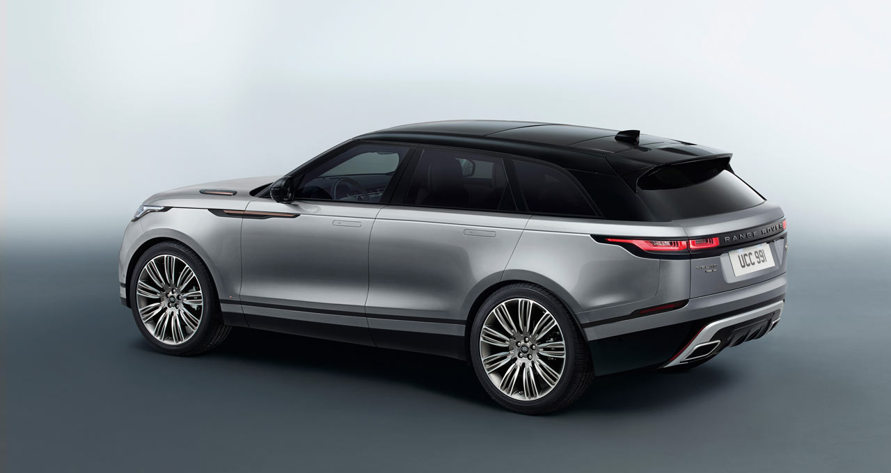 Land Rover Launches New Range Rover Velar at Milan Design Week