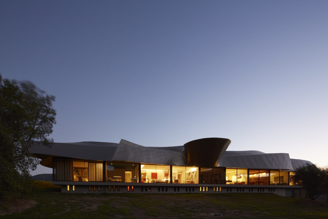 Take a Modern Escape to Chile's Wine Country at the Viña Vik Hotel