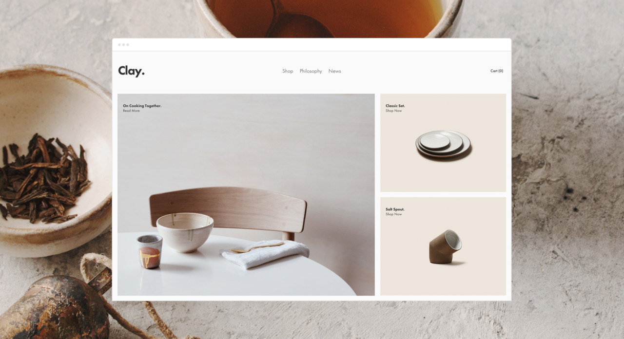 best squarespace template for video - which squarespace template is right for you design milk