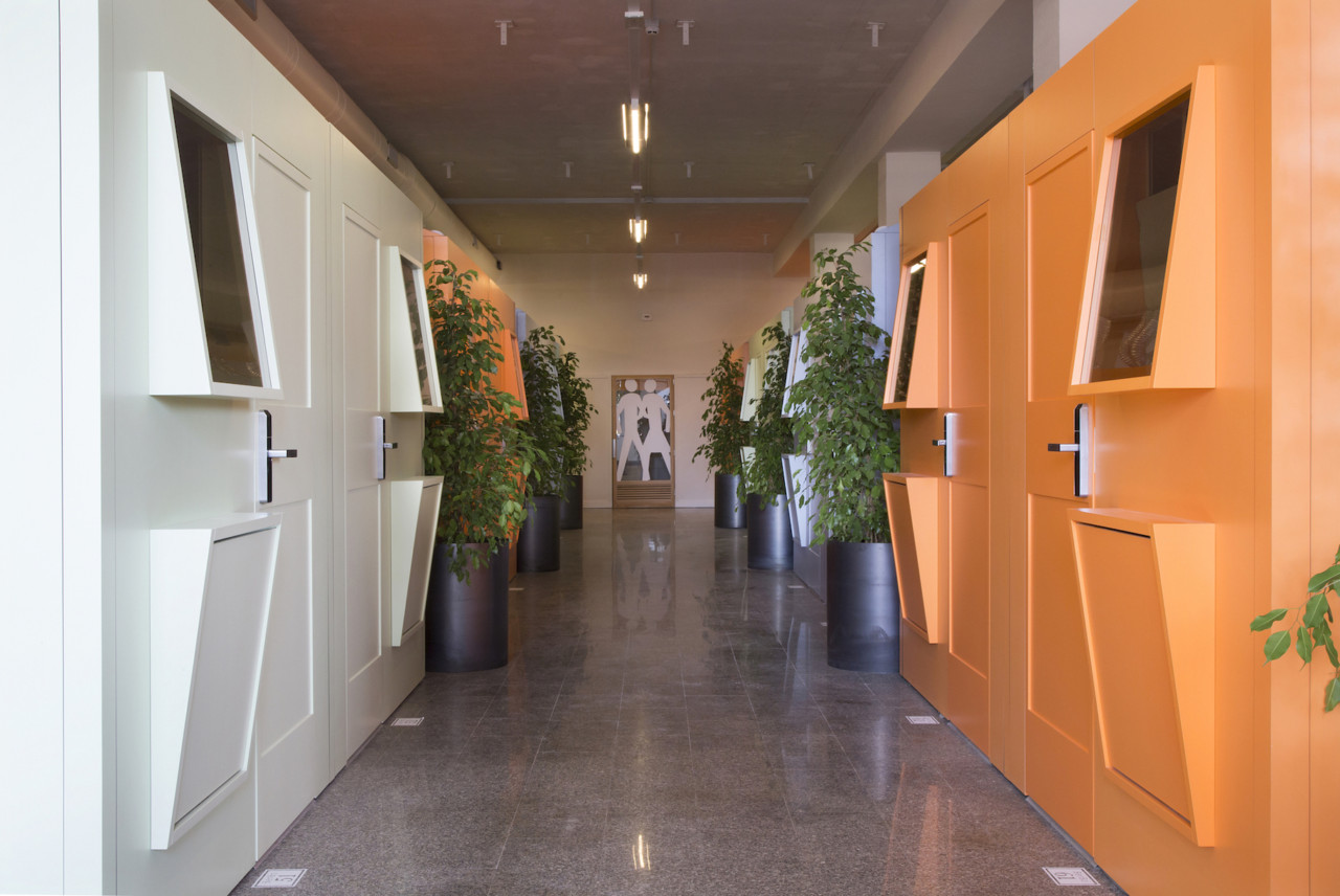 A Capsule Hotel Comes to Town in Napoli