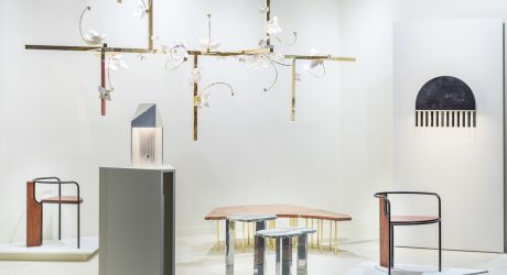 Jewelry Meets Modern Furniture in Past Presence