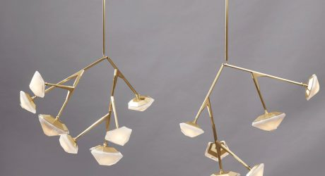 Two New Lighting Collections for 2017 from GABRIEL SCOTT