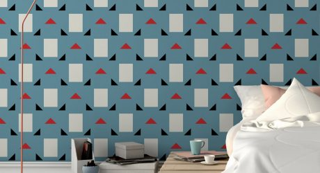 Jupiter 10 Launches with its First Collection of Modernist Wallcoverings