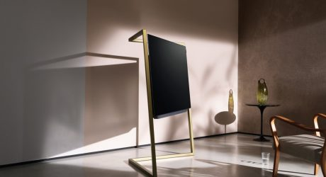 Loewe bild 9 Brings Bauhaus and Art Deco Glamor to OLED Televisions
