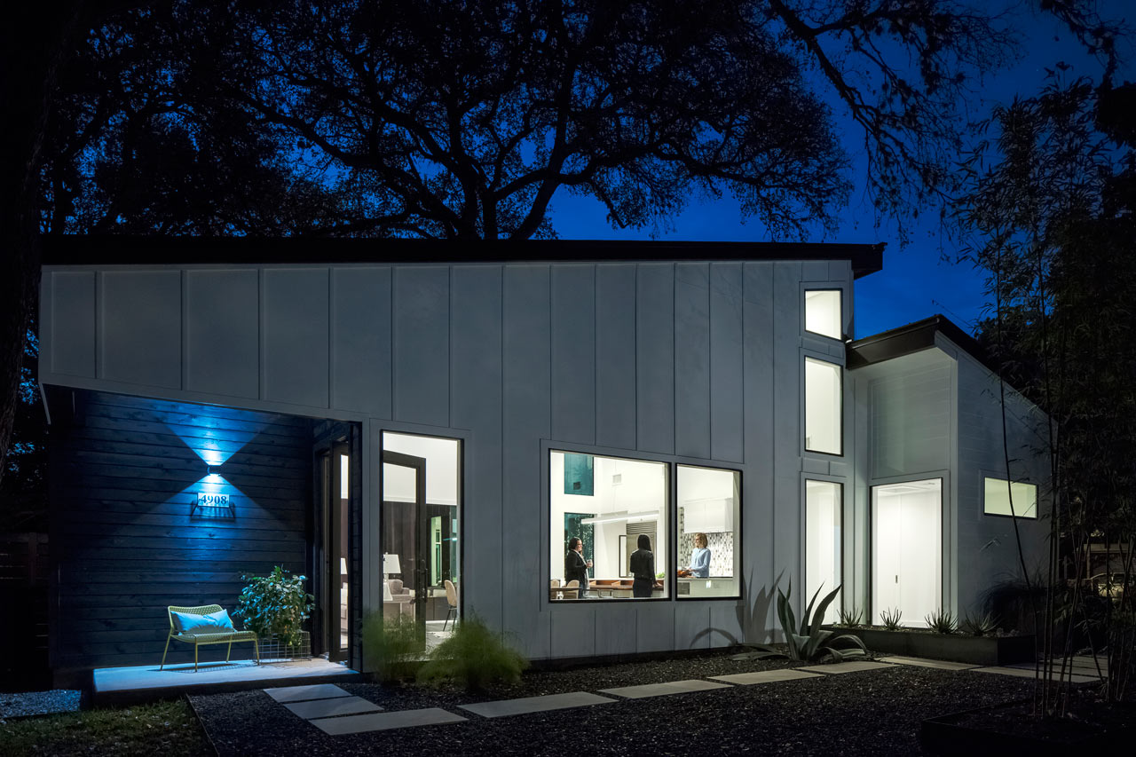Strass Residence by Matt Fajkus Architecture