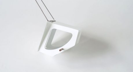 BEEKMAN: A Minimalist, Flat-Packed Bird Feeder by SHIFT