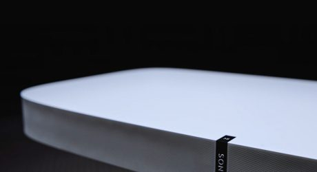 The Sonos PLAYBASE is a Platform for Simplicity