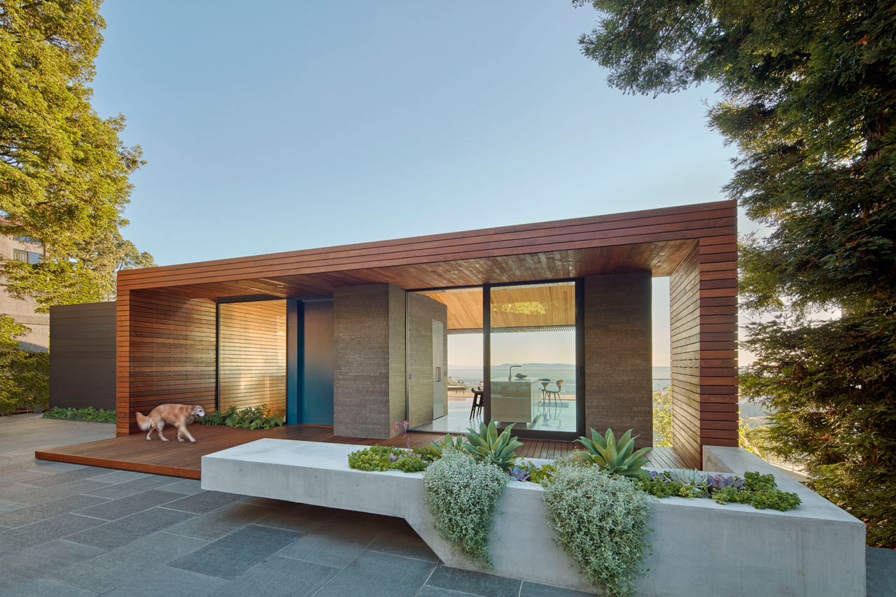 Skyline House by Terry & Terry Architecture