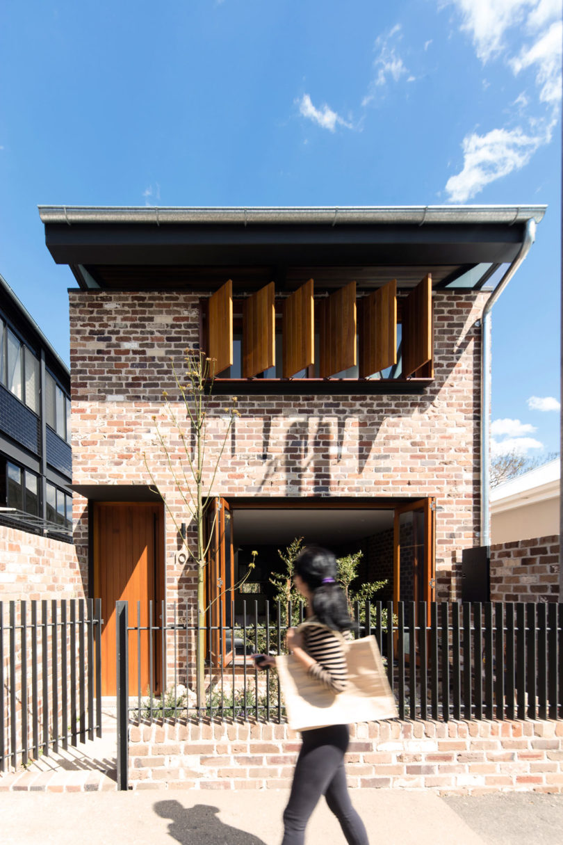 A Sydney House With An Industrial Past Incorporates Some