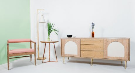VOLK Debuts 2017 Collection at ICFF