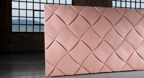 Weave Concrete Tiles by Note Design Studio for KAZA Concrete